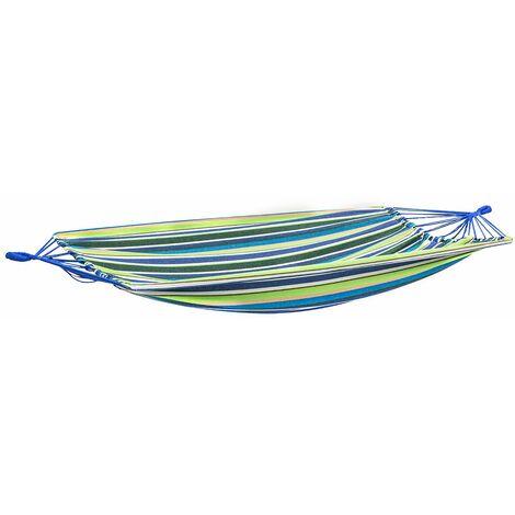 Toile hamac Fremont 200x150 cm bleu vert