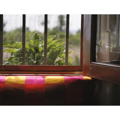 Toile moustiquaire fibre de verre Catral