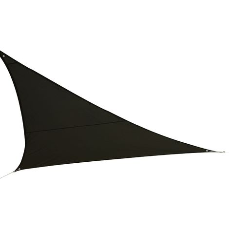 Toile solaire / Voile d'ombrage Anori - 2 x 2 x 2 m. - Gris