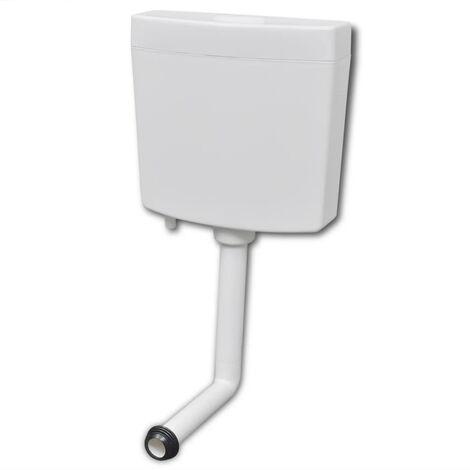Toilet Cistern 3/6 L White