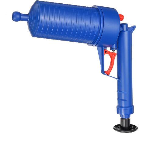 Toilet Clean High Pressure Air Drain Pump Plunger Sink Pipe Clog Remover