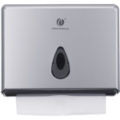 Toilet paper dispenser holder Wall-mounted towel holder Sasicare