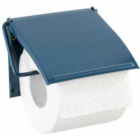 Toilet paper holder Cover slateblue WENKO
