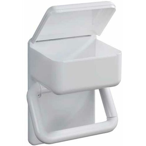 Toilet roll holder 2in1 WENKO