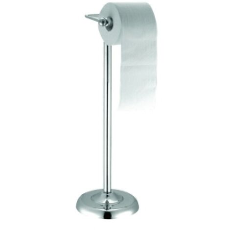 Toilet Roll Holder - Chrome