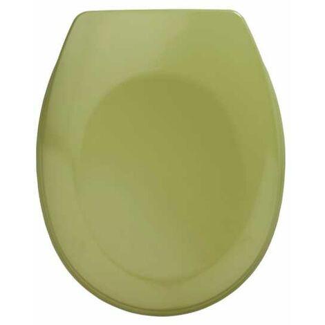 Toilet seat Bergamo Moss Green WENKO