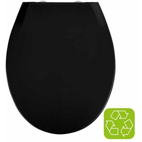 Toilet seat Kos black WENKO