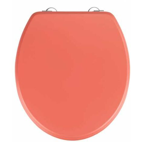 Toilet Seat Prima coral matt WENKO