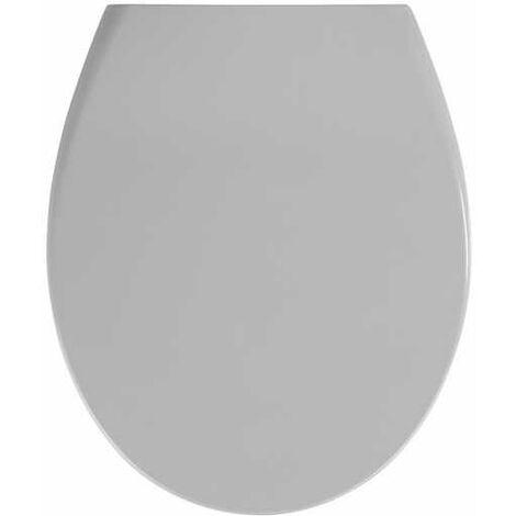 Toilet seat Samos Concrete Grey WENKO