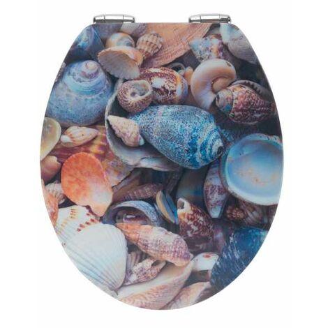 Toilet seat Sea Shell WENKO