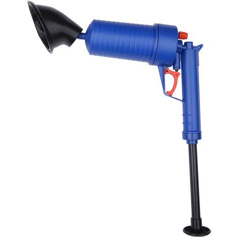 Toilette Auger Haute Pression Pompe A Air Drain De L'Evier Clog Remover Toilettes Plongeur Toilettes Degorgeoir Pour Evier Bain Wc Salle De Bains Douche Cuisine