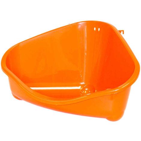 Toilette d'Angle pour Rongeur - M