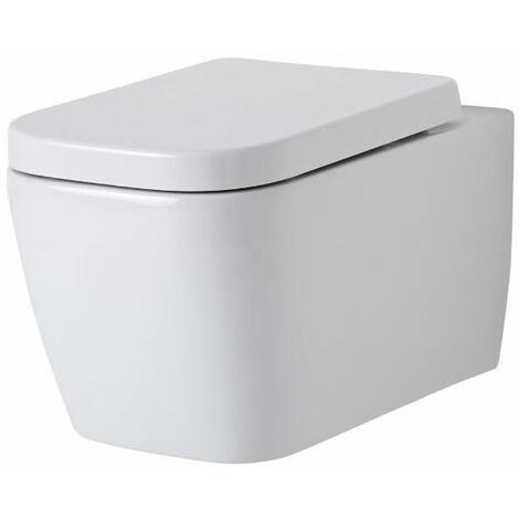 Toilette WC Suspendu 50 x 35 x 34.5cm Milton