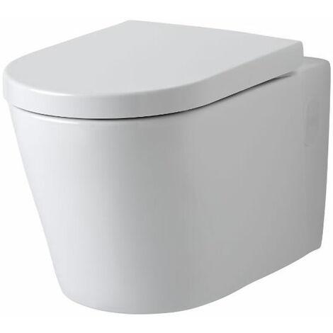 Toilette WC Suspendu 56 x 36.5 x 35cm Belstone