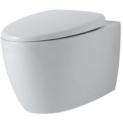 Toilette WC Suspendu 58 x 38.5 x 36cm Kenton