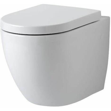 Toilette WC Suspendu Ashbury – 55 x 38,5 x 36,5cm