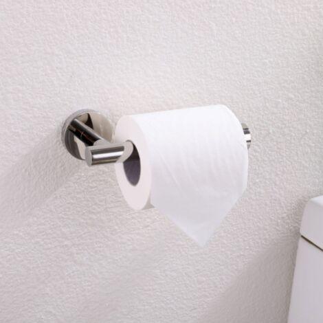 Toilettenpapierhalter aus Edelstahl (Spiegellicht