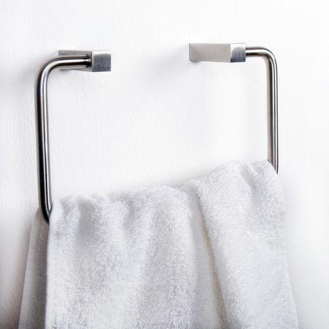 Toilettenpapierhalter Edelstahl massiv Klopapierhalter Rollenhalter Serie Bendigo