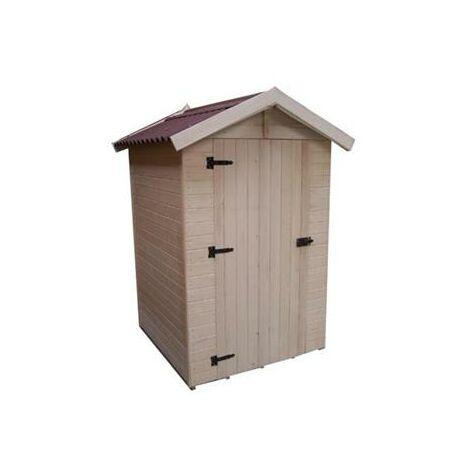 Toilettes sèches en bois 2.03 m²