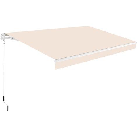 """main image of """"SmartSun Toldo completo manual o con motor - 3x2m y 4x2,5m para terraza, balcón, jardín - varios colores"""""""
