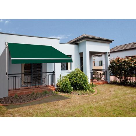 Toldo completo Smartsun 3x2 metros y 4x2,5m para terraza, balcón, jardín - varios colores