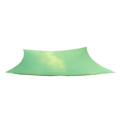 Toldo Cuadrado Verde 3.6X3.6 M - -