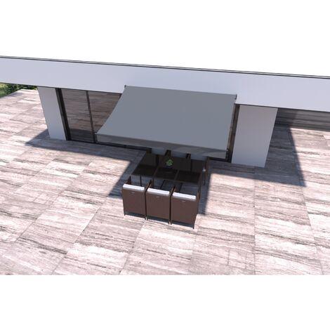 Tipos de telas o tejidos para techos de terraza