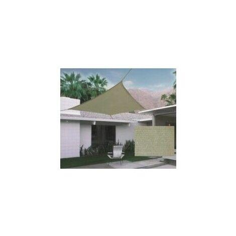 Toldo Jardin 3X3M Cuadrado Natuur Ver Nt123413