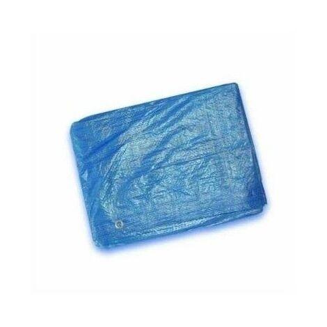 Toldo polietileno azul 4x6m GSC 3300126