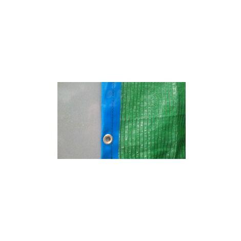 TOLDOS CUBREPISCINAS MALLAS (Color: Verde oscuro - Refuerzos: Anillas en per'metro)