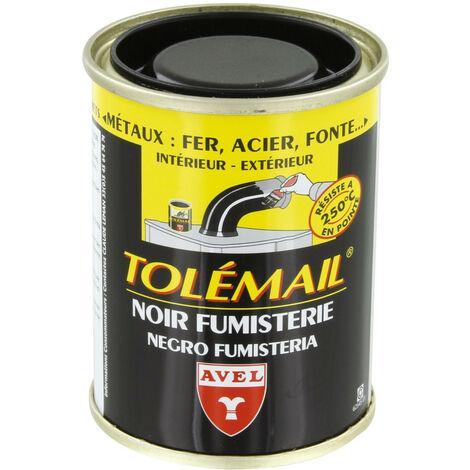 TOLEMAIL NOIR HTE TEMPERATURE 250ML (Vendu par 1)