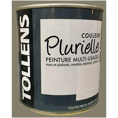 """TOLLENS Peinture acrylique multi-usages """"Couleur Plurielle"""" mat Espiègle - 2,5 L"""