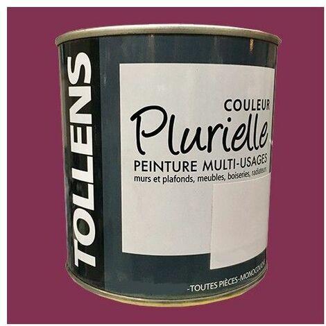 """TOLLENS Peinture acrylique multi-usages """"Couleur Plurielle"""" satin Romantique - 2,5 L"""