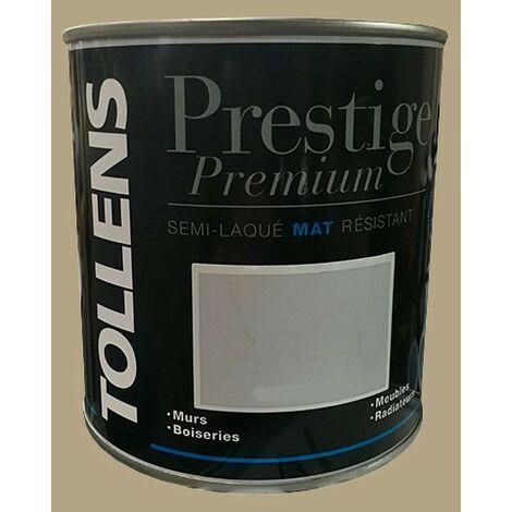 TOLLENS Peinture Prestige Premium Mat Semi-laqué Cachemire 0,5 L - Cachemire