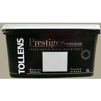 TOLLENS Peinture Prestige Premium Satin Laqué Grimoire - 2L