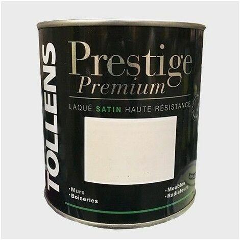 TOLLENS Peinture Prestige Premium Satin Laqué Gris bakélite - 2 L