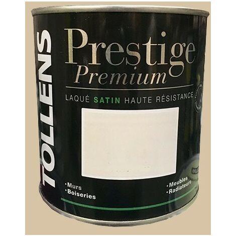 TOLLENS Peinture Prestige Premium Satin Laqué Pause berbère 0,5 L - Pause berbère