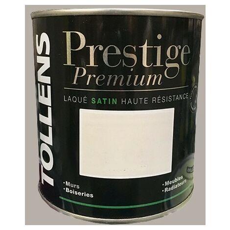 TOLLENS Peinture Prestige Premium Satin Laqué Roche 0,5 L - Roche