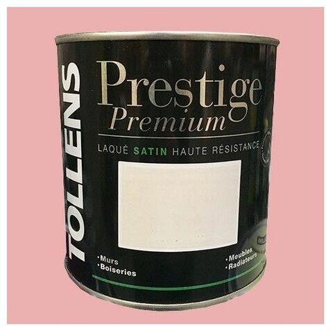 TOLLENS Peinture Prestige Premium Satin Laqué Rose nordique - 0,5 L