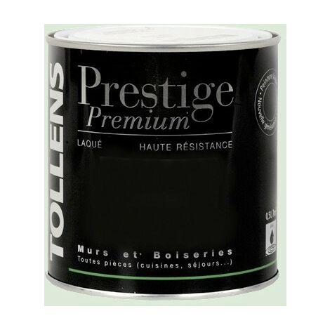 TOLLENS Peinture Prestige Premium Satin Laqué Santoline - 0,5 L