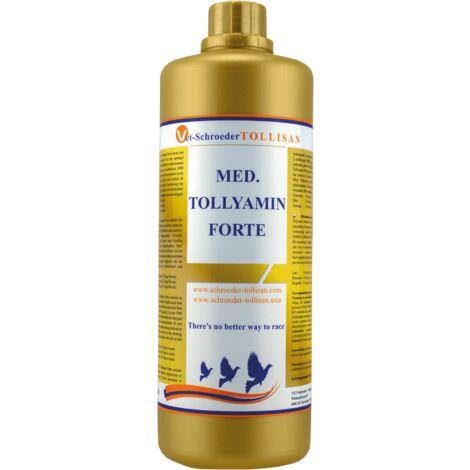 Tollisan Med. Tollyamin Forte 1000ml, (aminoácidos, electrolitos y vitaminas del grupo B)