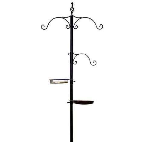 Tom Chambers Classic Bird Station (One Size) (Black)