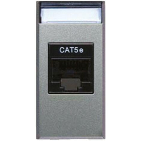 Toma de Datos, Ave Allumia Sistema 44 cat5E RJ45 443027C5E