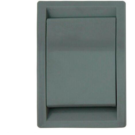 Toma Serie ELEGANCE PVC Aspiración Centralizada 75x110mm -Disponible en varias versiones