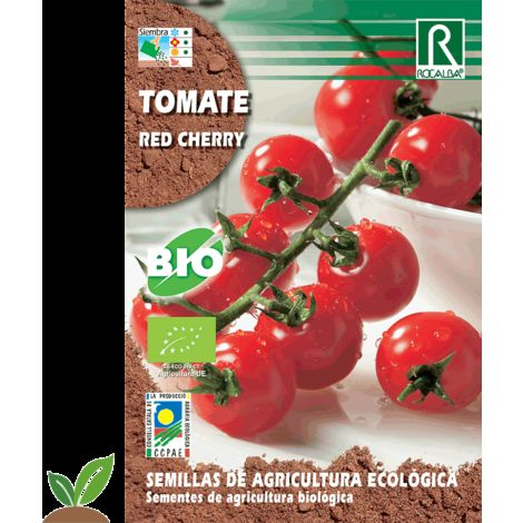 TOMATE CHERRY ECO - SEMILLAS