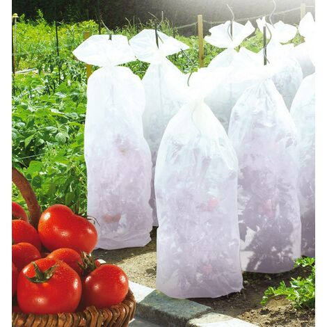 TOMATEX - gaine de 10 m x 0,60 m - Protection des tomates