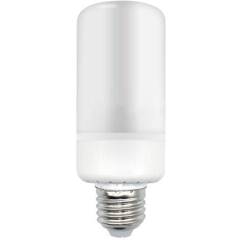 Tomshine, Bombilla LED con efecto de parpadeo de llama, 3 modos de iluminacion, Base E27