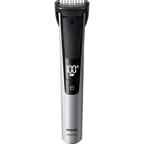 Tondeuse à barbe Philips OneBlade Pro à batterie 100 - 240 V W045631