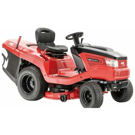 Tondeuse à gazon autoportée T20-105-6HDV2 -Briggs & Stratton 656 cm4 - 105 cm -pneus larges