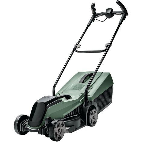 Tondeuse à gazon Bosch Home and Garden CityMower 18 Set(1 Akku) 06008B9A00 sans fil avec batterie 4 Ah Largeur de coupe (max.) 34 cm 1 pc(s)